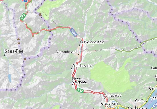 Mappe-Piantine Domodossola