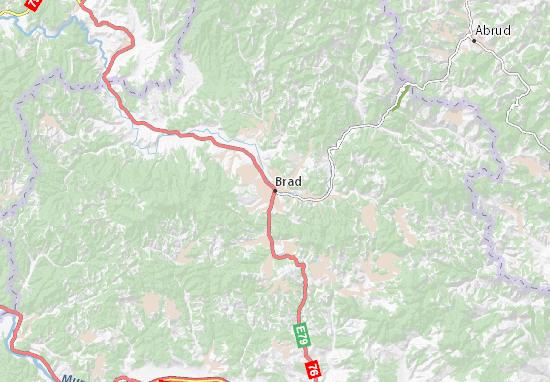Brad Map