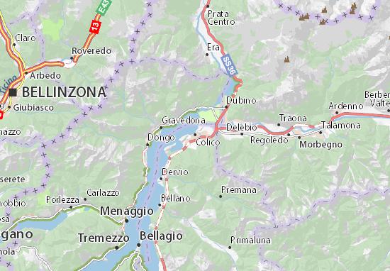 Mappe-Piantine Colico