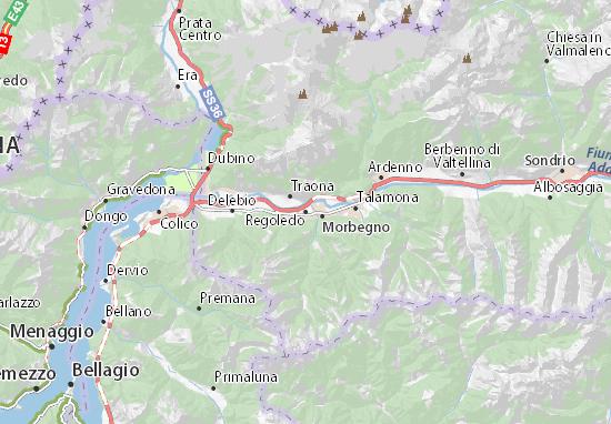 Mappe-Piantine Regoledo