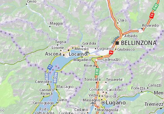 Mappe-Piantine Magadino
