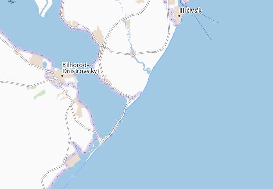 Mapa Plano Karolino-Buhaz