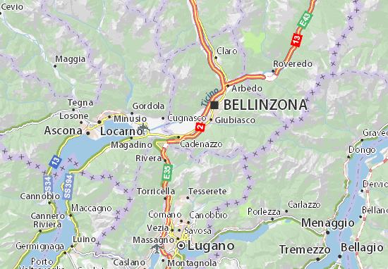 Mappe-Piantine Sant'Antonino