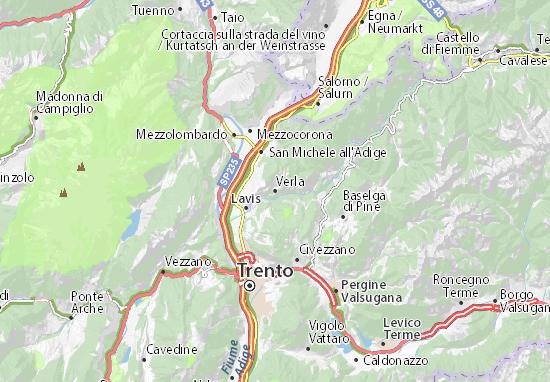 Mappe-Piantine Verla