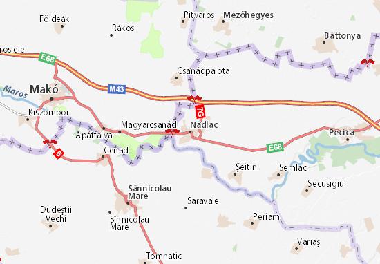 Mappe-Piantine Nădlac