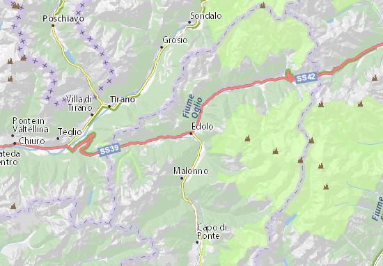 Mappe-Piantine Edolo