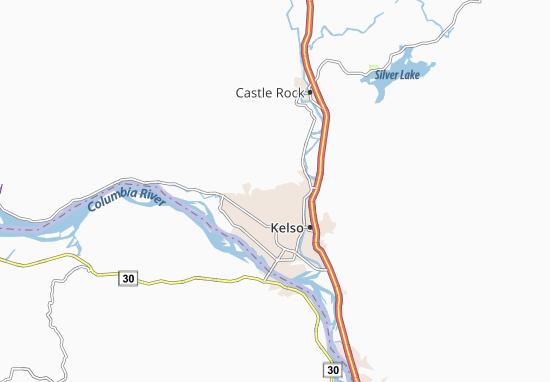 Longview Heights Map