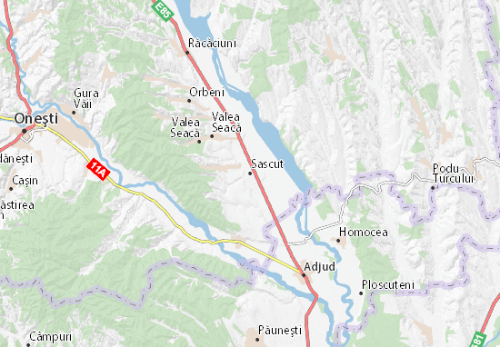 Sascut Map