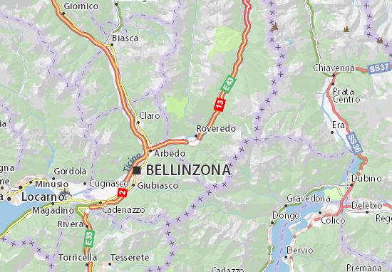 Mappe-Piantine Roveredo