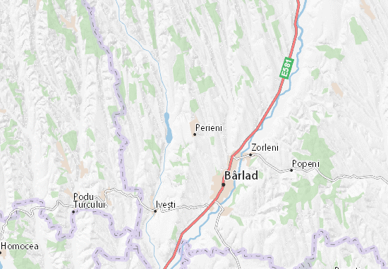Perieni Map