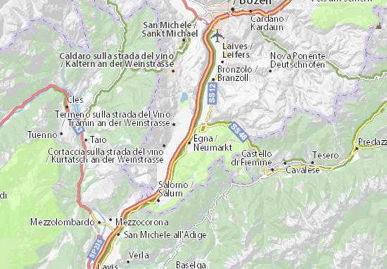 Mappe-Piantine Vill