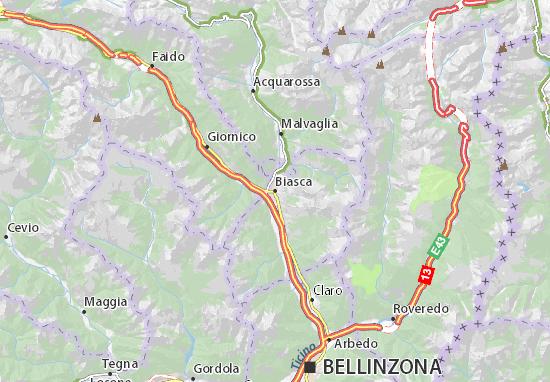Mappe-Piantine Biasca