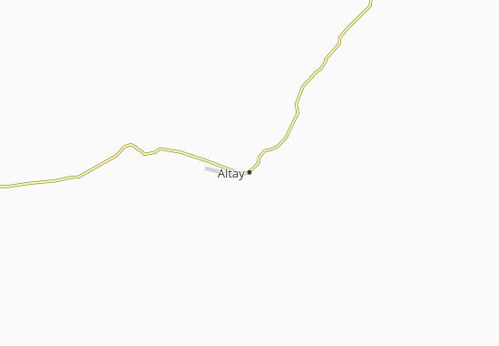 Mapas-Planos Altay