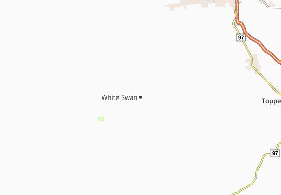 White Swan Map