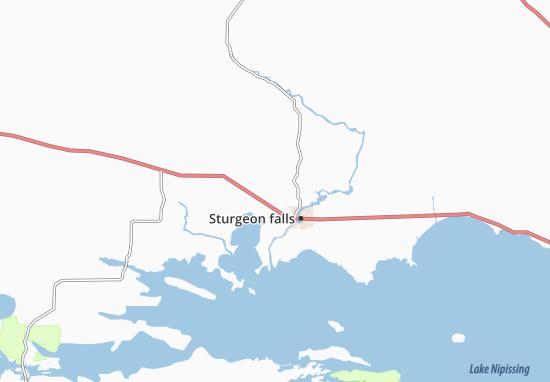Kaart Plattegrond Springer