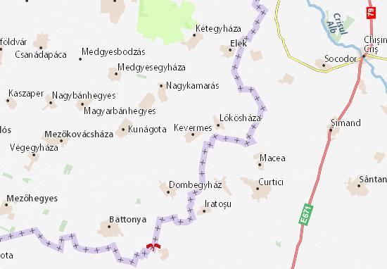 Mapas-Planos Kevermes
