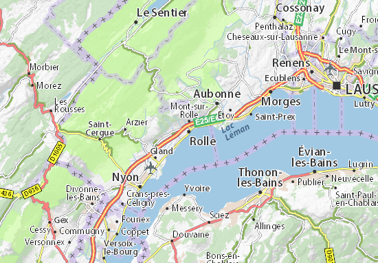 Mappe-Piantine Rolle