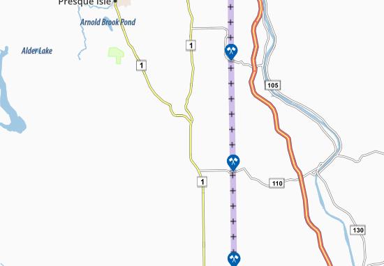 Blaine Map