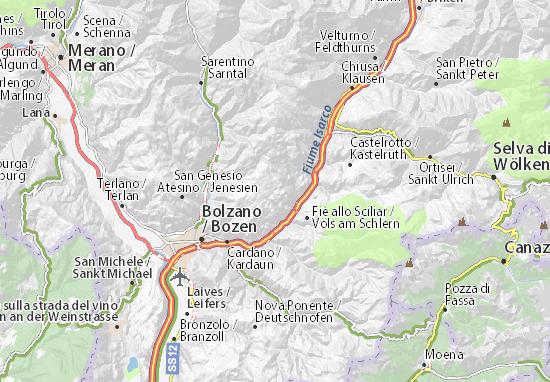Ritten Map
