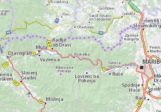 Mapas-Planos Podvelka
