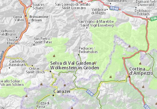 Mapas-Planos Pedratsches