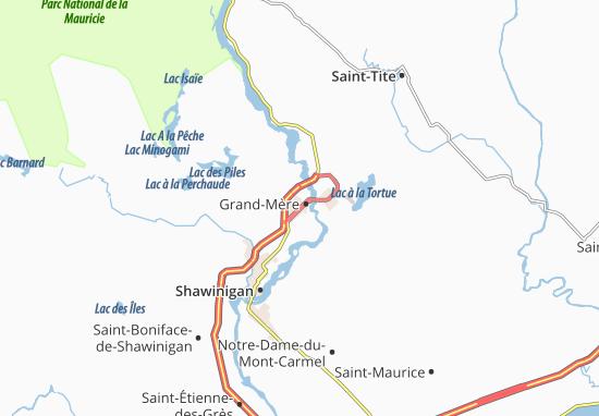 Mappe-Piantine Grand-Mère