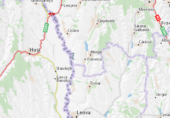 Voinescu Map