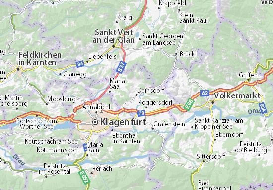 Mapas-Planos Deinsdorf