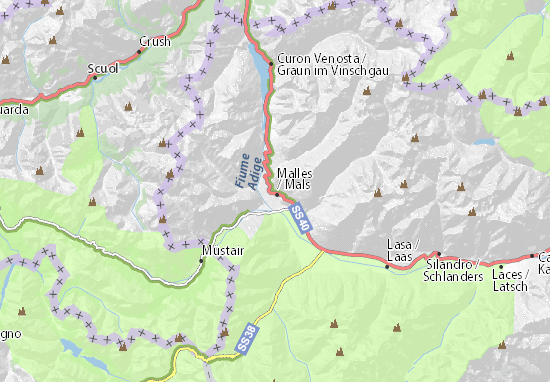 Mappe-Piantine Mals