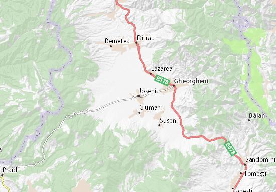 Joseni Map