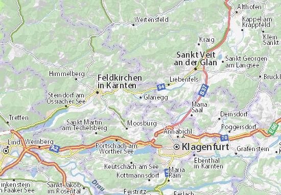 Mapas-Planos Glanegg