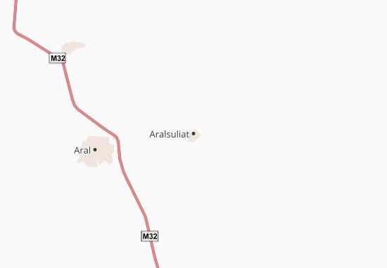 Carte-Plan Aralsuliat