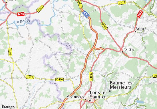 Carte Bois De Gand