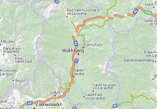 Hotels In Wolfsberg Osterreich