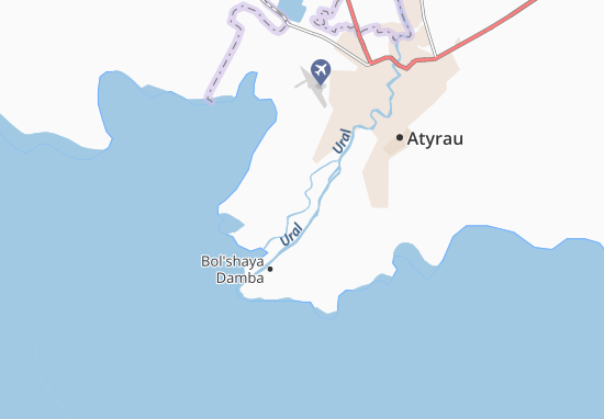 Yerkinkala Map
