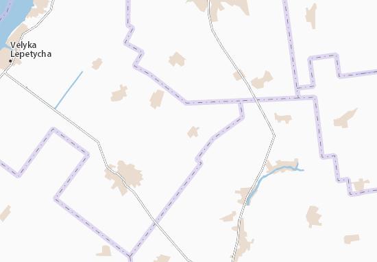 Mapas-Planos Demydivka