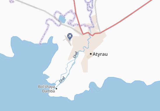Mapas-Planos Balykshi