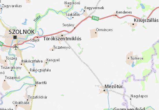 Almássy Map
