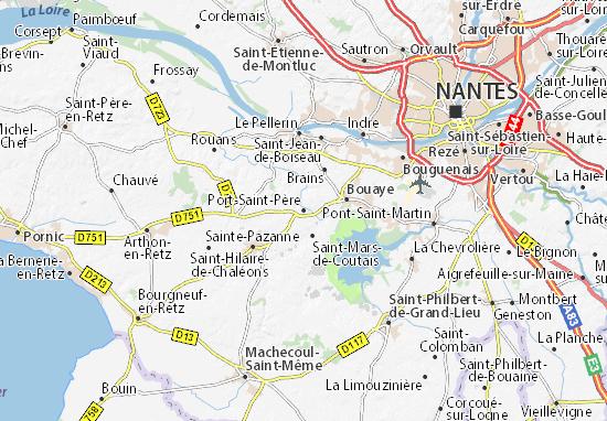 Port-Saint-Père Map