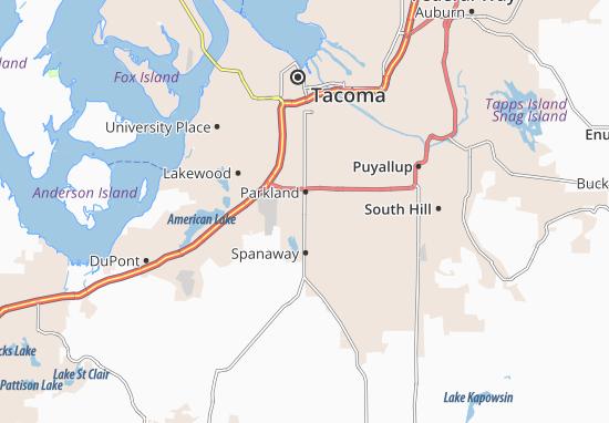 Mappe-Piantine Parkland
