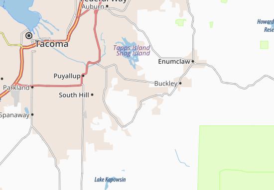 Prairie Ridge Map