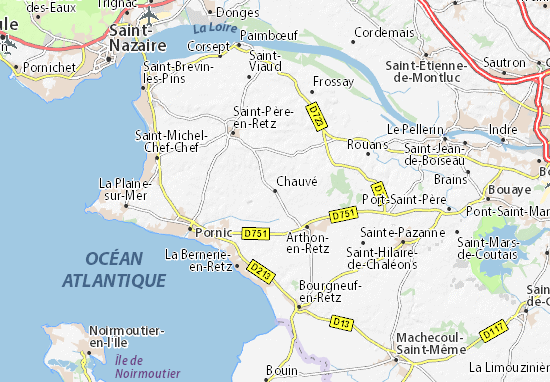Mapas-Planos Chauvé