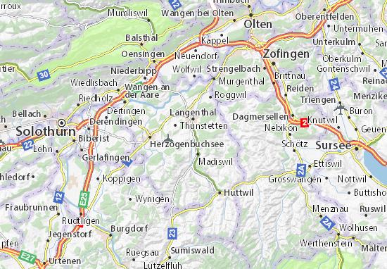 Mapas-Planos Lotzwil