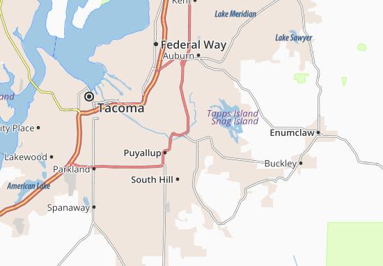 Sumner Map
