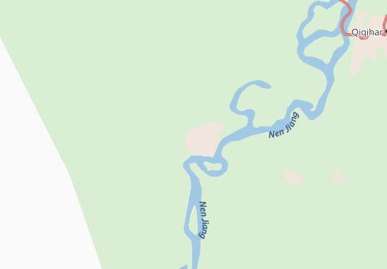 Hulan Ergi Map