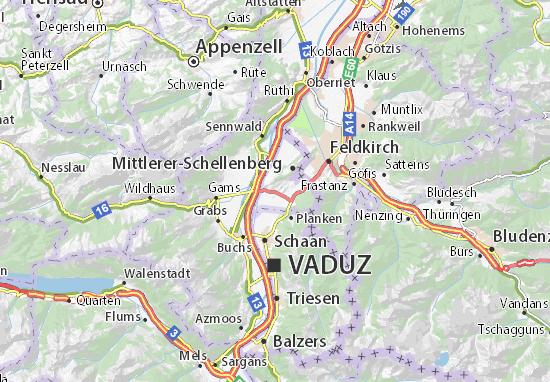 Mapas-Planos Eschen