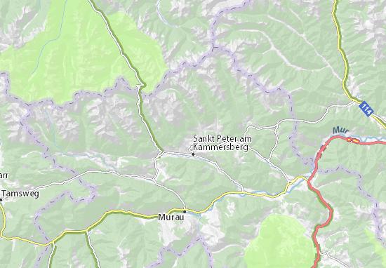 Mappe-Piantine Pöllau