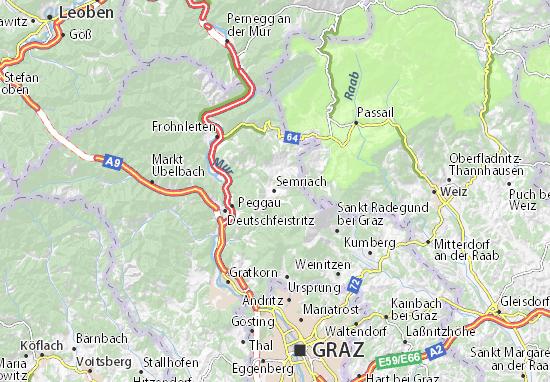 Mapas-Planos Semriach
