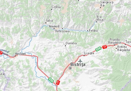 Dumitra Map