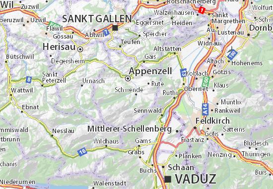 Mapas-Planos Schwende